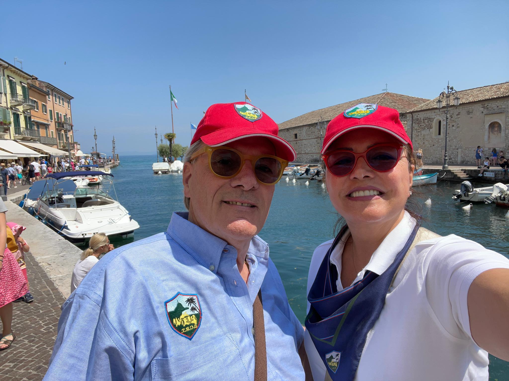 Uscita Lago di Garda